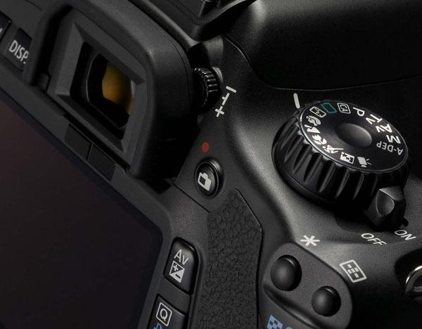 Canon EOS 550D Review