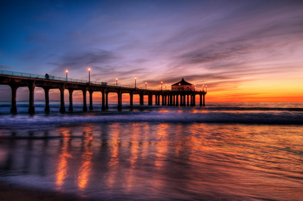 coastline photography examples