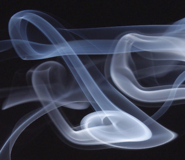 smoke image after post-processing