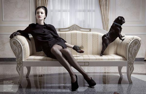 100 Stylish Examples Of Fashion Photography