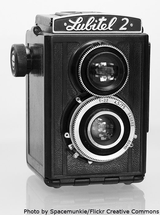 russian and soviet cameras