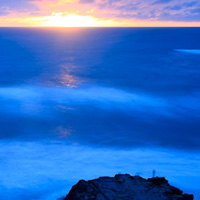 Preview for How to Create a Beautiful Seascape in Thirty Seconds