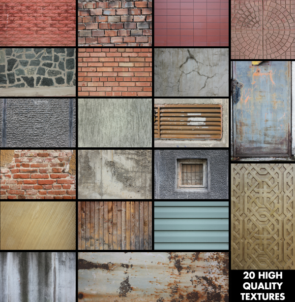 12 Tips & Tricks for Shooting Great Textures (And a Free Texture Pack!)
