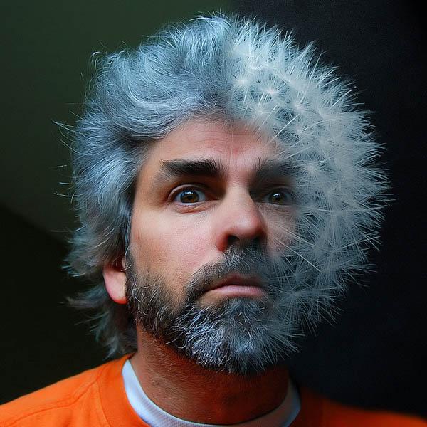 Amazing Self Portrait Photoshop Ideas