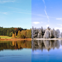 Preview for Creating an Infrared Effect using Photoshop