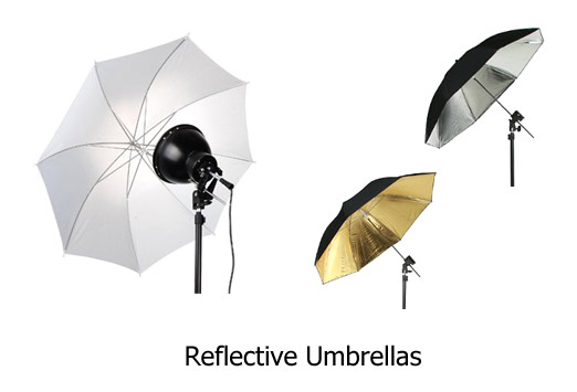 Silver-lined umbrellas are the most efficient and can focus light more narrowly than the other types. White umbrellas offer a wider spread of reflected ...  sc 1 st  Photo Tuts - Envato Tuts+ & A Fundamental Introduction to Studio Lighting Equipment azcodes.com