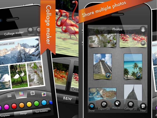 Скачать программу обработки фото на телефон скачать