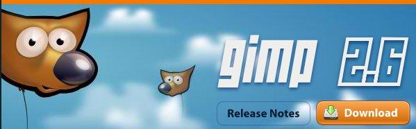 gimp portable download