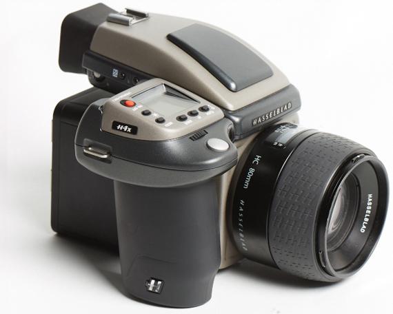A Primer to Digital Medium Format Camera