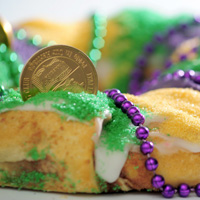 Preview for On Assignment: Mardi Gras Food