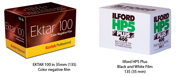 A Complete Beginner's Guide to Photographic Film