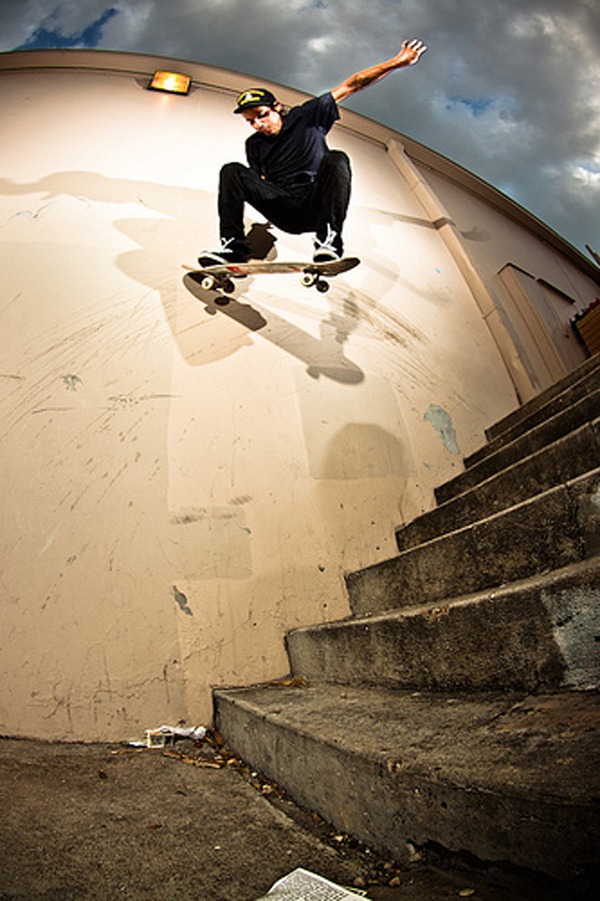 How To Create Stunning Skateboarding Photography