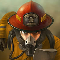 Preview for Create a Heroic Firefighter Painting in Photoshop