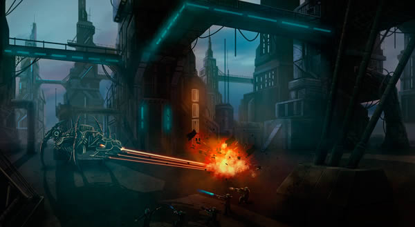 Link toCreate a science fiction environment with photoshop