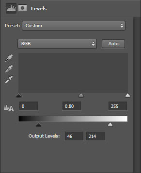 jungle-01 duplicate adj layer settings