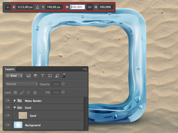 Import Sand Texture