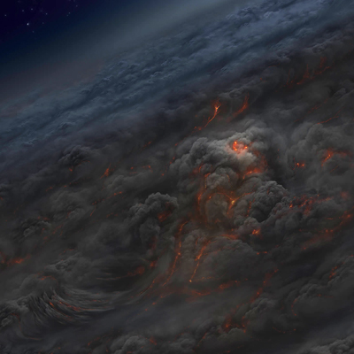 Preview for Create a StarCraft-Inspired Firestorm in Photoshop