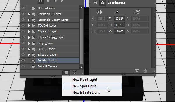 New Spot Light
