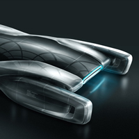 Preview for Create a Futuristic Concept Car in Photoshop