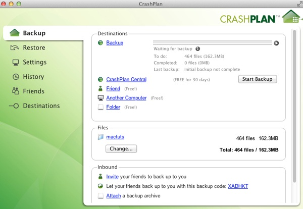 CrashPlan provides options to backup to multiple locations, including multiple drives and offsite locations.