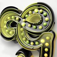 Create a 3D Vintage Lightbulb Sign Using Illustrator, Cinema 4D, and Photoshop