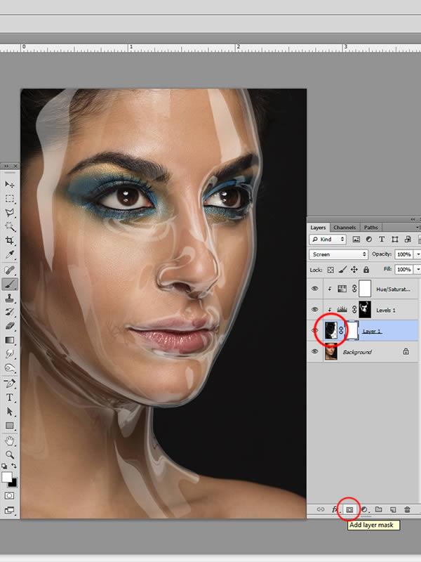 Add layer mask