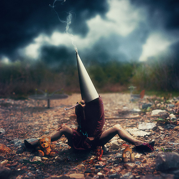 Top Photo Manipulation Tutorials - Photographer uses photoshop to create surreal dreamy composite images