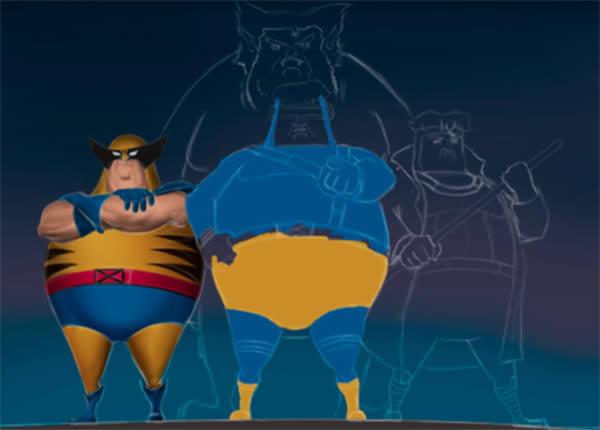 Heavy Heroes