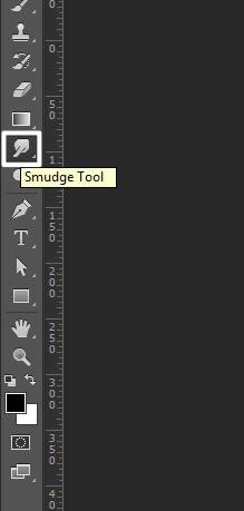 Smudge tool