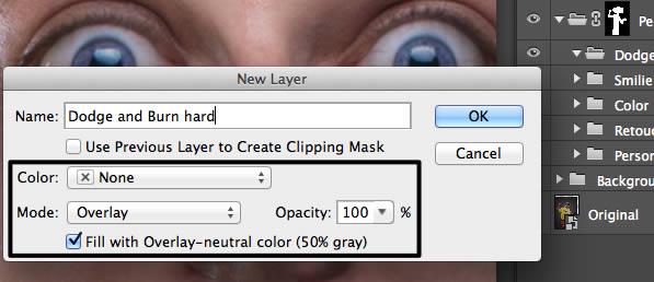 Create D&B layer