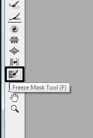 freeze mask tool