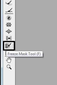 freeze mask tool
