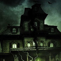 Submit Your Art to This Month's Haunted House Challenge