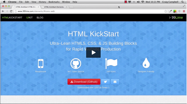HTML Kickstart Essentials