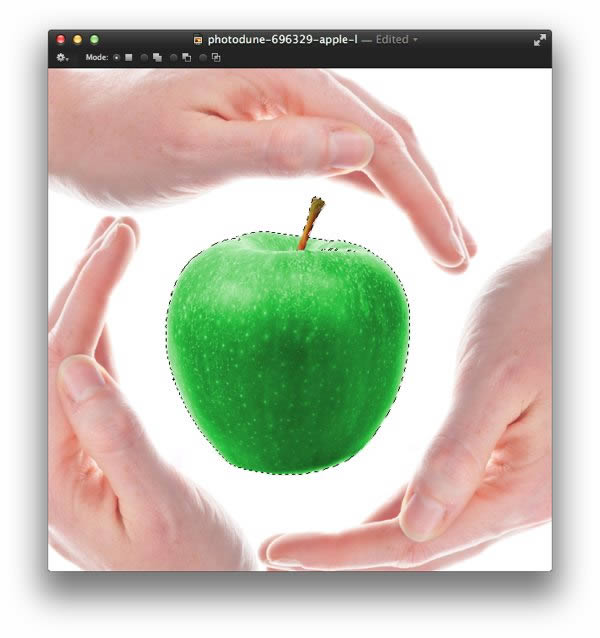 Link toHow to make selections with pixelmator