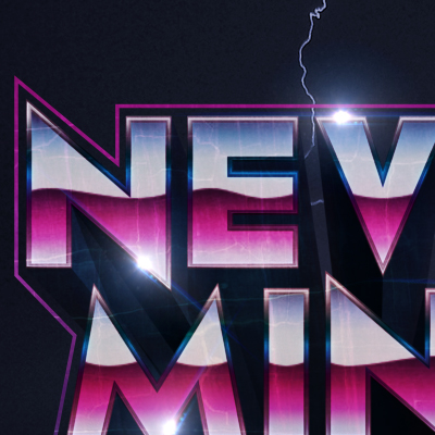 Preview for Create a 1980s Inspired 3D Text Effect in Photoshop