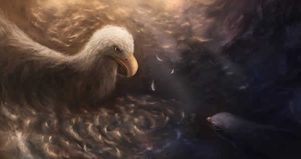 Link toHow to create a dramatic digital painting in photoshop