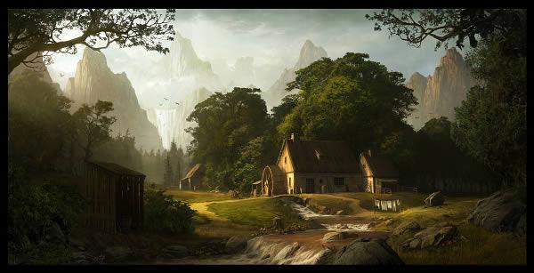 Trollskogen by Andree Wallin