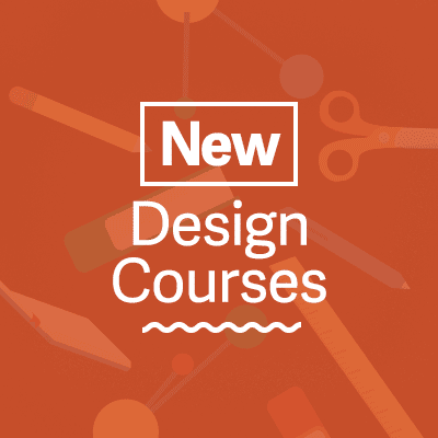 Preview for New Design Courses Available on Tuts+ Premium
