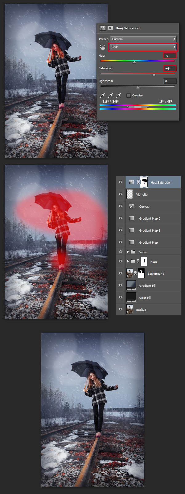 how to make gaussian blur over image in cs6