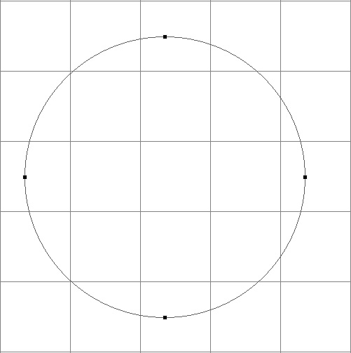 how to create circle in photoshop