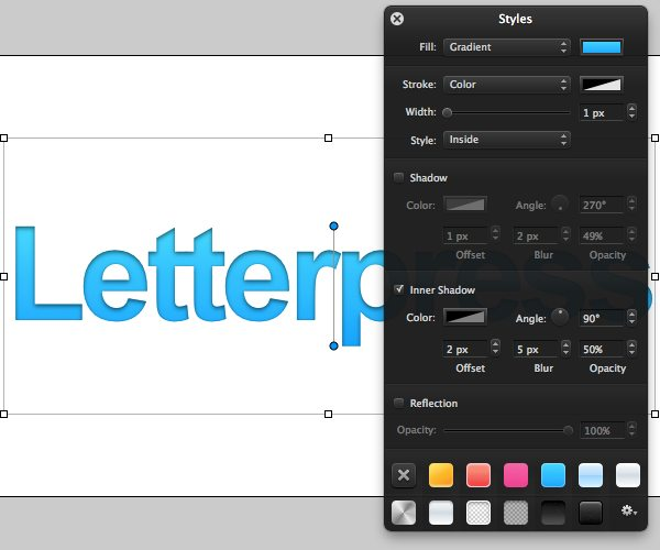 How to Use the Type Tool in Pixelmator