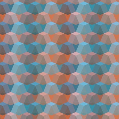 Create a geometric pattern in photoshop 400x400px