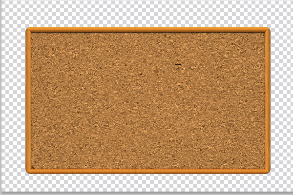 Create a Bulletin Board With Realistic Shadows, Part 1