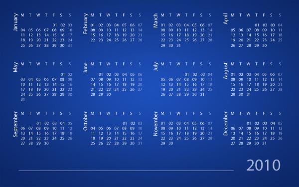 Calendar Design Tutorial : Create a calendar using scripting in photoshop