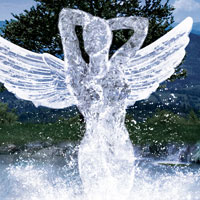 Preview for Create an Angelic Sculpture Made of Ice in Photoshop