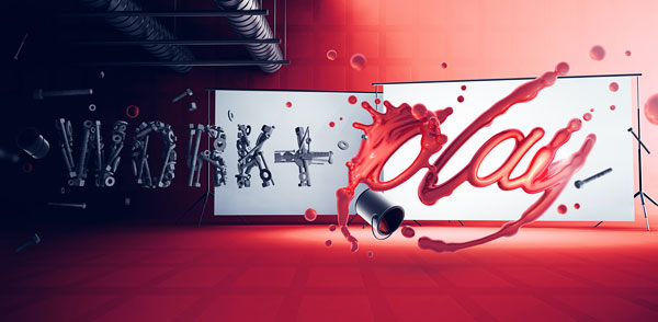 Link toHow to create an incredible typographic illustration - part 2
