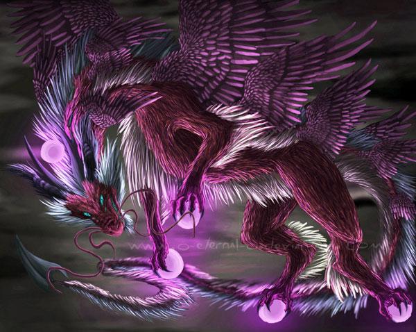 Inspiration 50 Digital Dragon Paintings