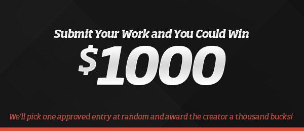 Win $1000