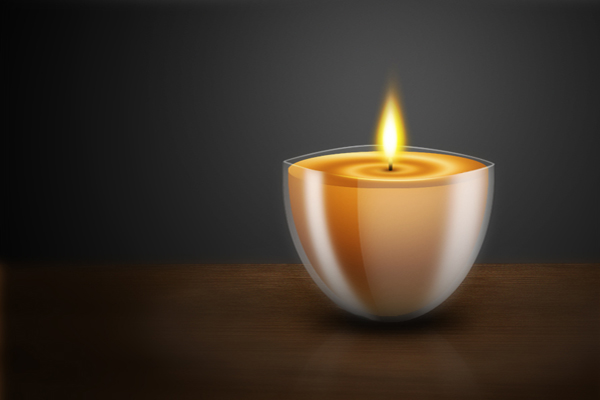 Link toCreate a still life candle in photoshop